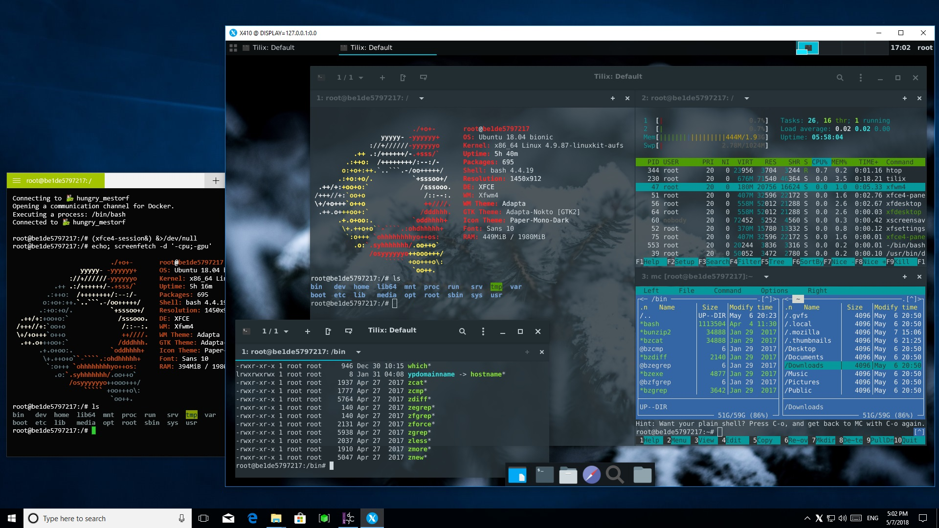 X410 - X Server for Windows 10 - Choung Networks