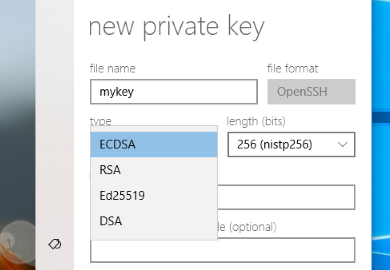 Using Public Key Authentication with SSH - Choung Networks
