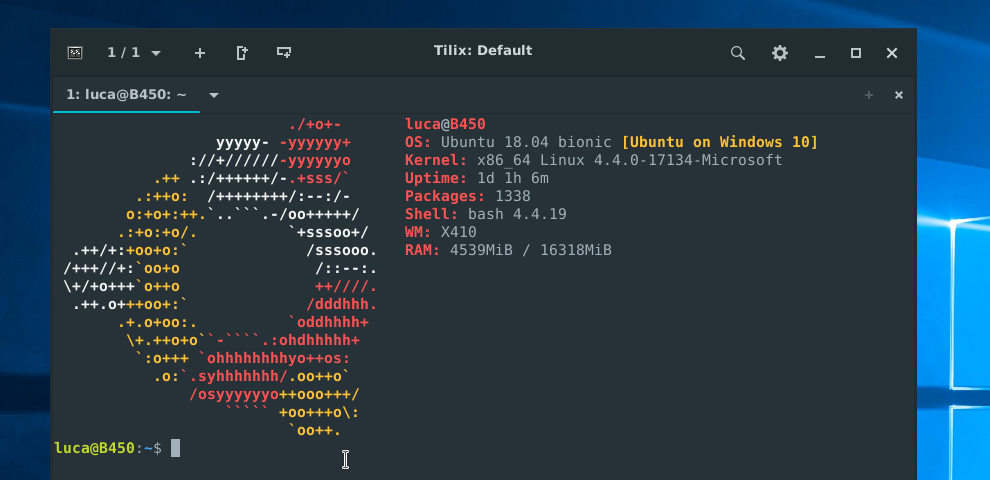 Get your sidekick for easily managing and launching Linux