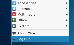 Running Xfce Desktop on Kali Linux (WSL) - Choung Networks